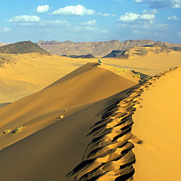 Marokko: Hoher Atlas, Jebel Sarhro, Sahara